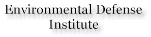 Environmental Defense Institute